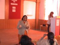 Workshop on Public Speaking