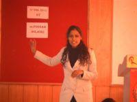 Workshop on Public Speaking